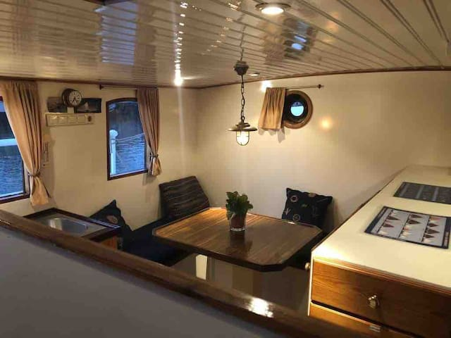 Slaapschip Leeuwarden (2 p.)