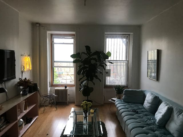 Great Apartment on Park in NYC's Best Neighborhood