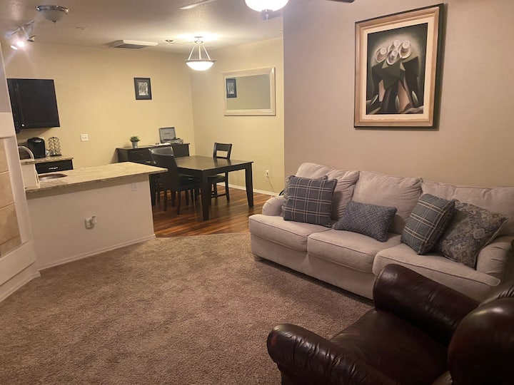 Cozy master bedroom with private bath near Denver