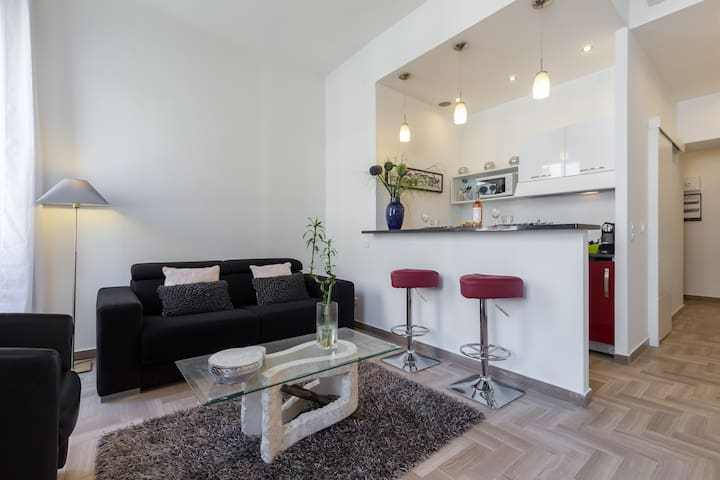 New Renovated apartment in the center