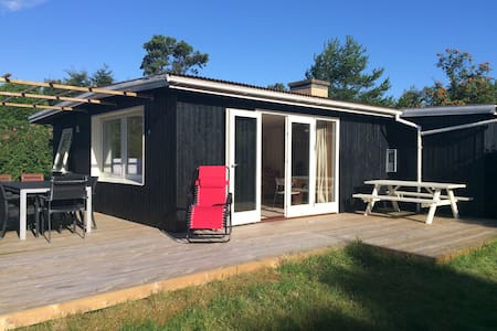 Cozy beach-house for families, Northern Jutland - Sæby - Huis