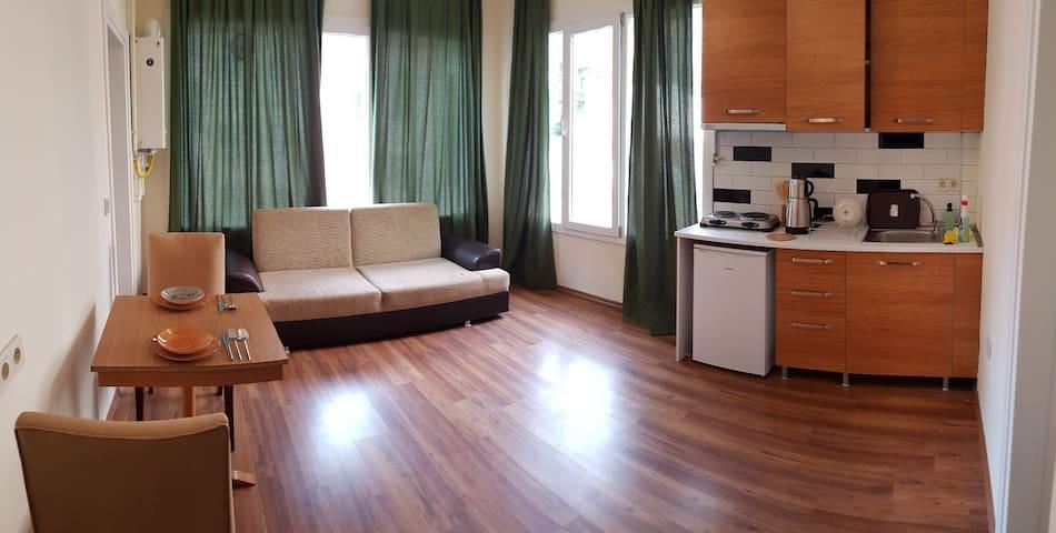 Taksim, Cihangir, renovated flat, best location#14
