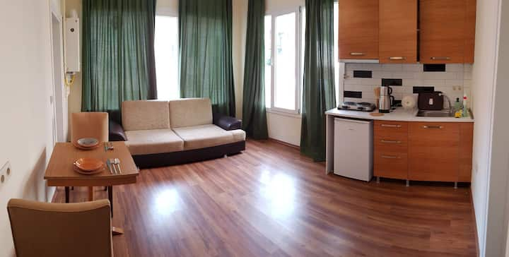 Taksim, Cihangir, renovated flat, best location#14