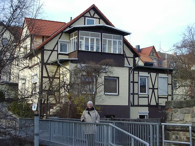 2 bed for workforce in Quedlinburg