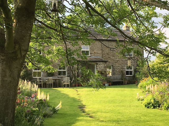 Rigg End - a beautiful, characterful Dales Cottage