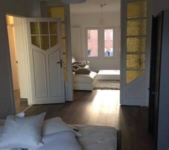 1-bedroom sunny apartment near the station - Гент - Квартира
