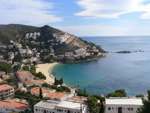 Canyelles Solmar 9 - Apartment with 3 rooms in Roses