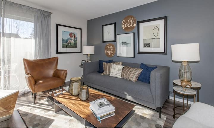 Live + Work + Stay + Easy | 2BR in Pleasanton