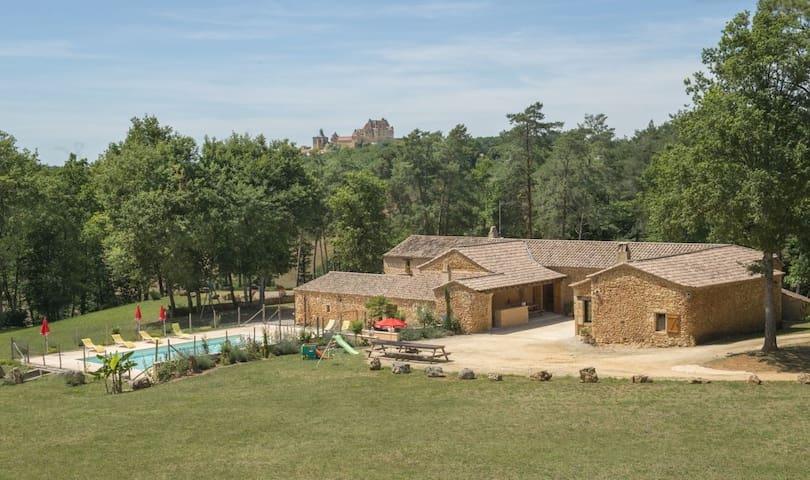 Les gîtes de Vigne (le Four et la Grange)