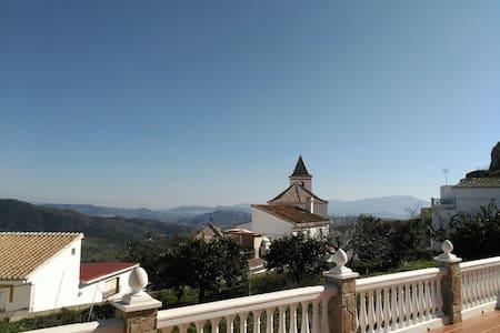 Apartamento rural con vistas - Casarabonela - Lejlighed