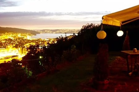 High class apt. with amazing view - Bergen