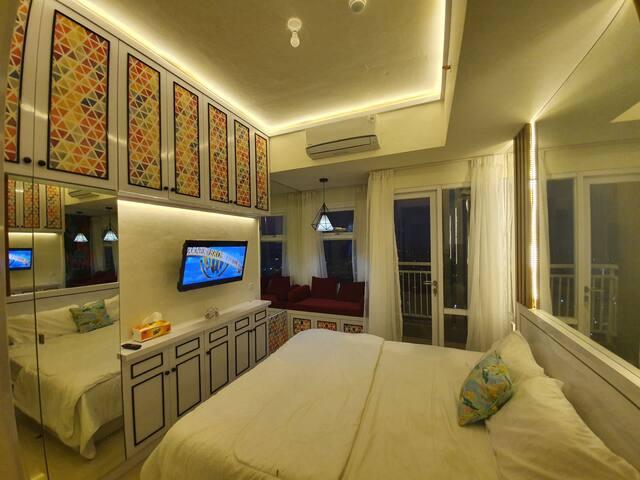 Vida View Apartment, Lantai 36
