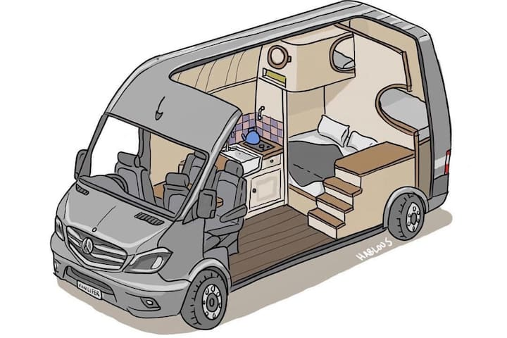 The Jubel Explorer Campervan