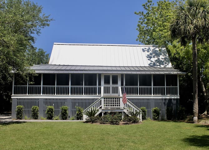 Classic Sullivan's Island Beach House, Great Location! Gorgeous Updates!