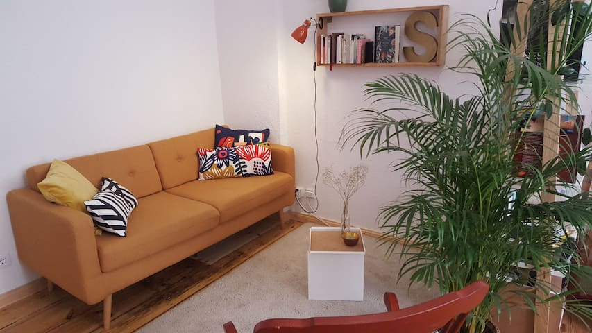Beautiful apartment in trendy Kreuzkölln
