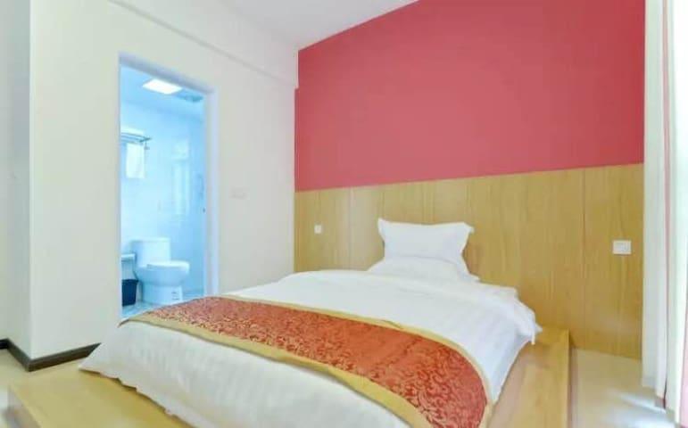家庭客栈,安静、舒适整洁的入住环境是您旅行、出差的首选! - 安顺 - Flat
