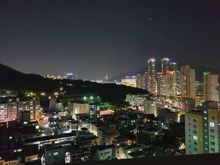 [Jenny House] 광안리바닷가3분, 힐링하고가세요^^ 한달살기환영