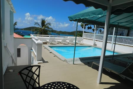 At Home in the Tropics, Bed and Breakfast - Charlotte Amalie