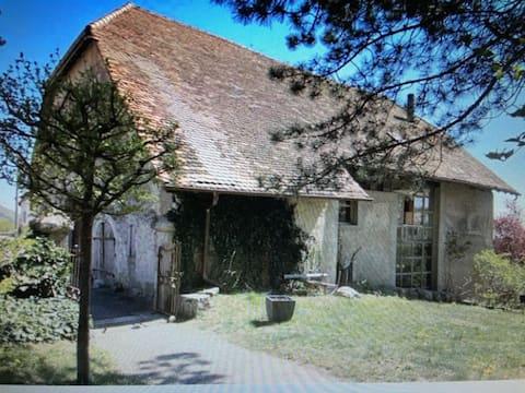 Farm mit Charme aus dem 17. Jahrhundert