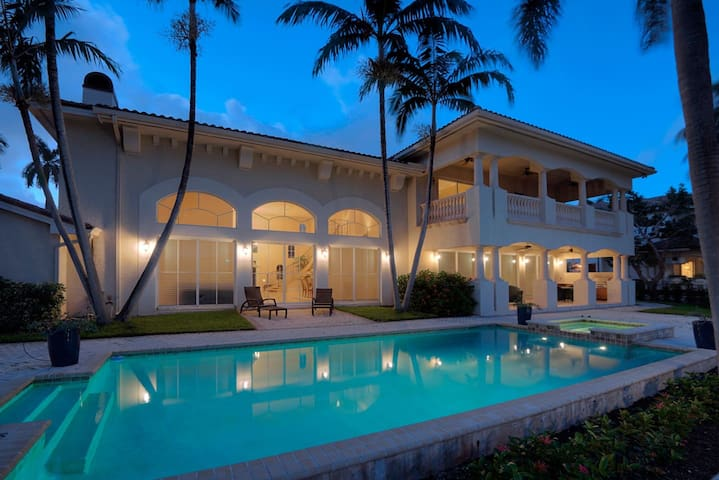 The Nurmi Manor - Fort Lauderdale - House