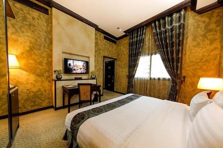 Cozy Double Or Twin Deluxe At Abu Dhabi