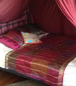 Sunny room in a tropical set up - Talofa - Rumah