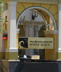 Hilton Resort Condo - july 16, 2016 - Myrtle Beach