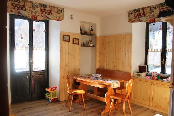 Montagna e relax - Balme - Apartment