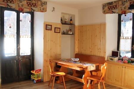 Montagna e relax - Balme - Wohnung
