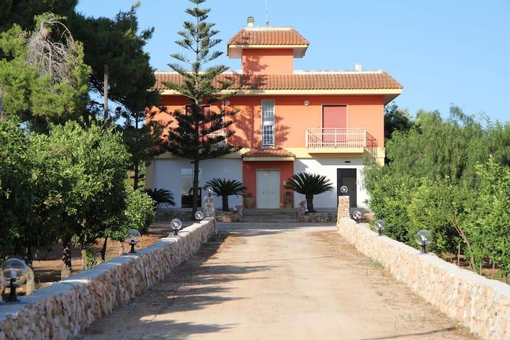 Villa in campagna Porto Cesareo