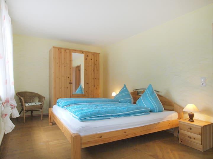 Feriendomizil Fliedereck, (Salem), Ferienwohnung Müritz, 80qm, 2 Schlafzimmer, max. 7 Personen