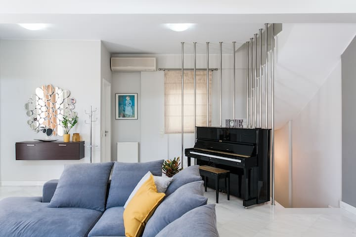 Piano available to our guests