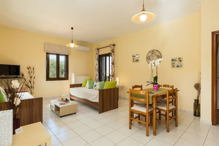 Eleonas Apartments- Romantic Apartment - Réthimno - Pis