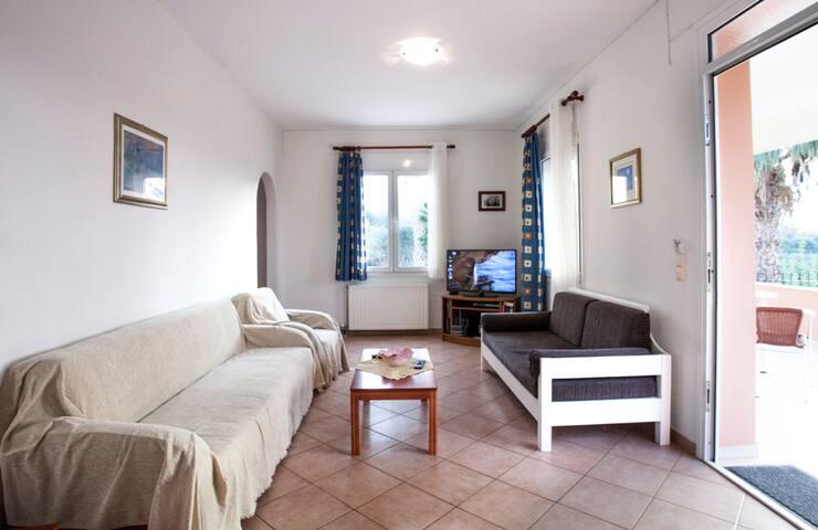 Villa Elena *CRETE* *Private Pool* 2bdrms *WiFi* - Skaleta - Huvila
