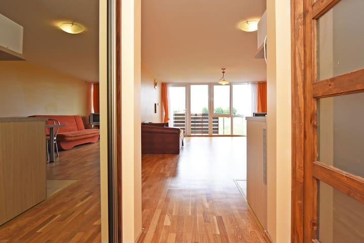 Sventosios apartamentai independent entrance