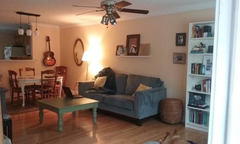cozy private room in  quiet neighborhood - Athens - Lägenhet