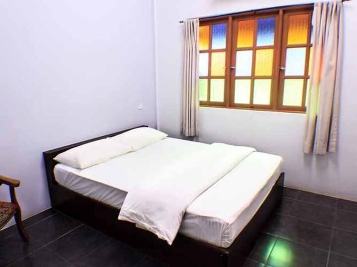 Splendid Deluxe Room at Sabak Awor Resort