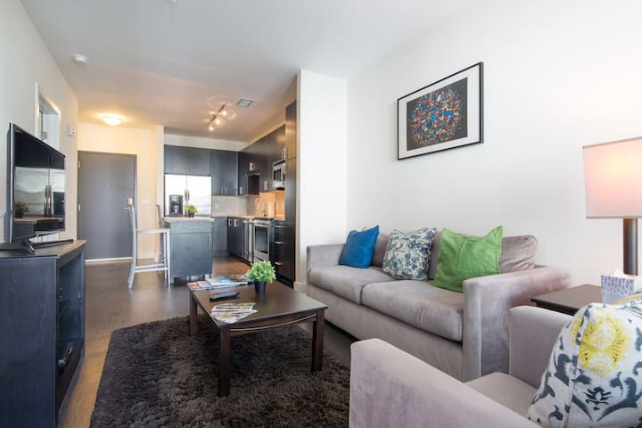 Cozy Luxury apartment in the heart of Buckhead