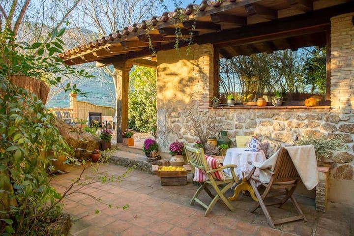 La Casa del Bosque Valle del Jerte 4 personas - Navaconcejo - House