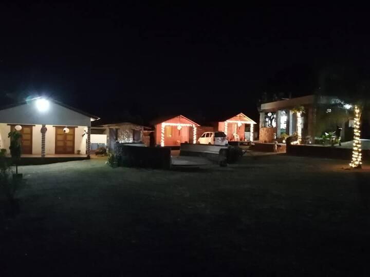 cabañas Malinalco (descanso)