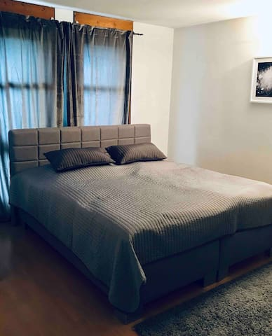 Nice room near fair Messe Nürnberg, 15 min. walk
