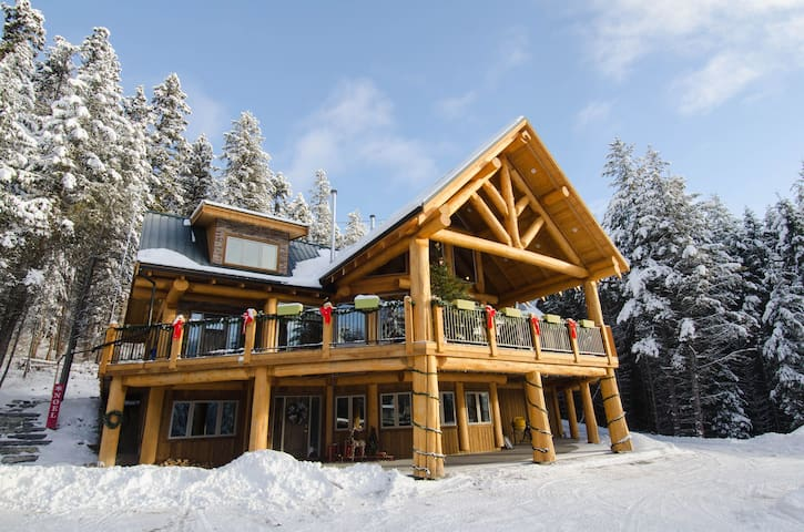 Golden Acres Mountain Lodge - Owl's nest