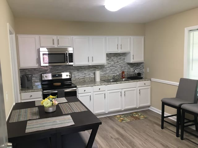 Remodeled Home & New Furnishings Near Ft. Benning