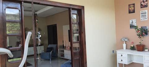 Casa confortável no coração  de Soure_ Marajó