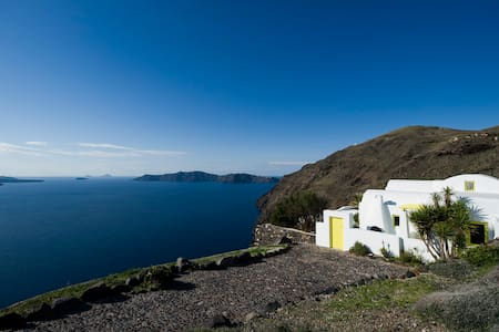 Architects House - Oia