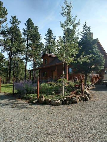 The Sprouted Grain Mountain Lodge - Sunrise