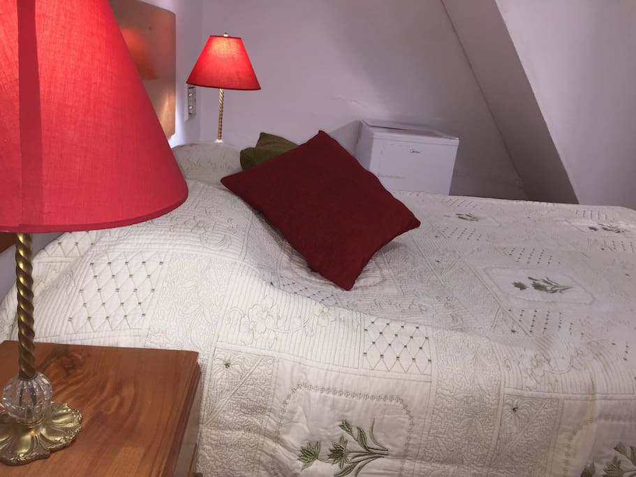 Detalle Habitación DUPLEX