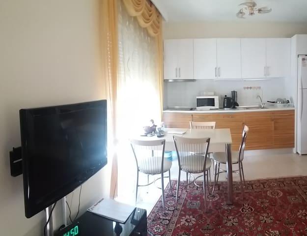Сдется двухкомнатная квартира - Konyaaltı - Daire
