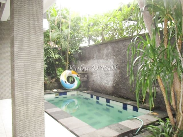 Charming little villa in the centre of seminyak!