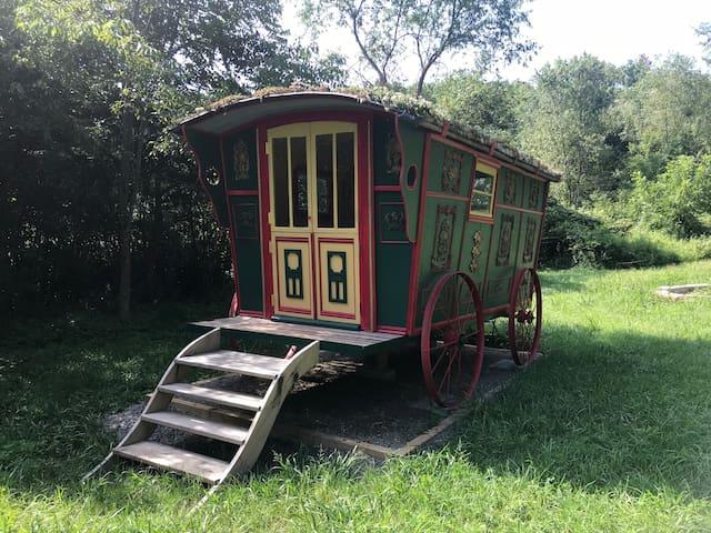 The Lee Gypsy Wagon